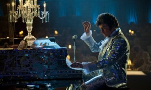 Liberace played by Michael Douglas in Behind The Candelabra